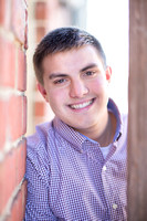 Indianapolis Senior Photographer | Trae | Martinsville HS 2