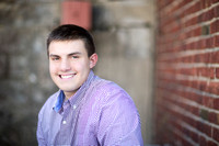 Indianapolis Senior Photographer | Trae | Martinsville HS 6