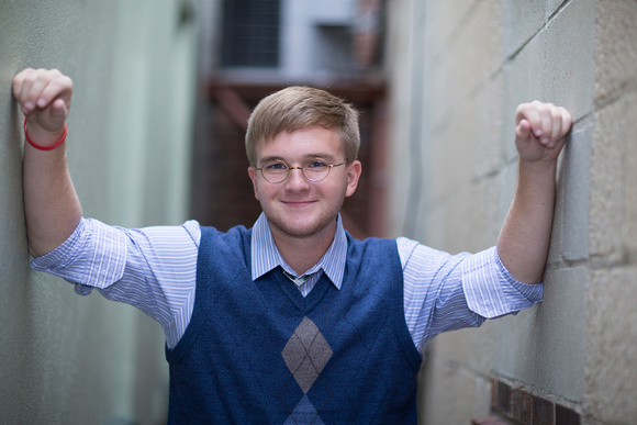Indianapolis Senior Photographer | Zander | Martinsville HS 44