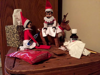 Elf on the Shelf 2014