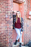 Indianapolis Senior Photographer | Riley | Martinsville 2